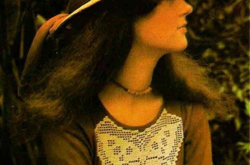Филейное вязание для украшения летней одежды