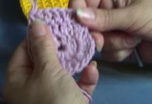 Вязание крючком. Урок 13. Круг