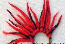 Украшения для волос «Драконы»