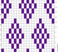 Схемы для вязания – генератор узоров