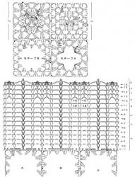 Болеро из квадратных мотивов