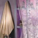 Шторы и занавески – подборка схем вязания