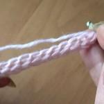 Вязание крючком. Эластичный наборный край