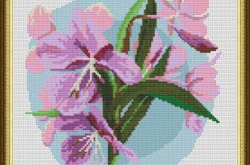 Креативные схемы вышивок с подробными инструкциями от компании «Орнамент»