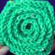 Объемный спиральный мотив