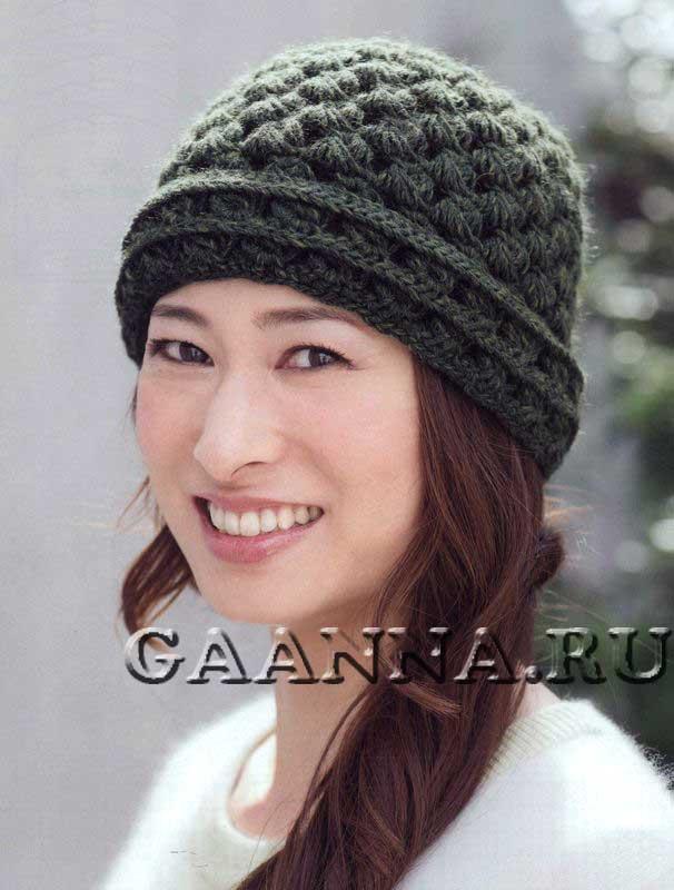 30 идеи за Японские шапочки вязание схема