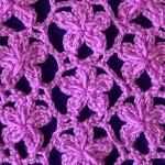 Ажурный узор Цветочки