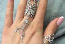 Модные кольца на фаланги: 10 интересных идей