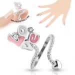 Модные кольца на фаланги