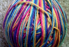 Секционное окрашивание и деграде: разноцветная пряжа для красивых изделий