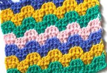 Разноцветный узор Барджелло