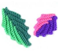 Двухцветный ирландский листик