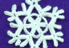 Игольчатая снежинка