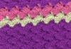 Фоновый узор с небольшим рельефом
