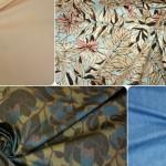 Ткани для пошива одежды: особенности выбора